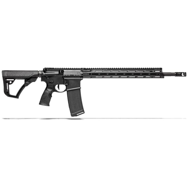 "Daniel Defense DDM4V7 Pro 5.56mm NATO 18"" 1:7 Black Rifle 02-128-16541-047"