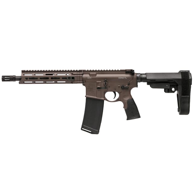 "Daniel Defense DDM4 V7 .300 Blk 10.3"" 1:8 Mil Spec Brown Pistol 02-128-00166"