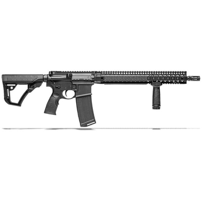 "Daniel Defense DDM4V9 5.56mm NATO 16"" 1:7 Black Rifle 02-145-15175-047"