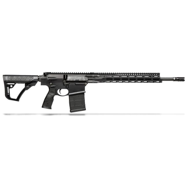 "Daniel Defense DD5 V4 6.5 Creedmoor 18"" 1:8 Black Rifle 02-158-22207-047"
