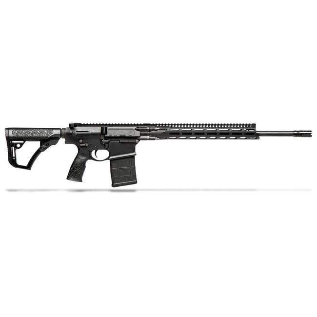 "Daniel Defense DD5 V5 .260 Rem 20"" 1:7 Black Rifle 02-165-01229-047"