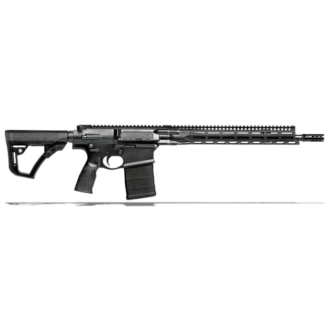 "Daniel Defense DD5 V3 7.62 x 51mm NATO 16"" 1:11 Black Rifle 02-157-07258-047"