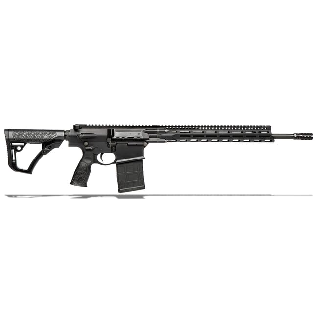 "Daniel Defense DD5 V4 7.62 x 51mm NATO 18"" 1:11 Black Rifle 02-158-13210-047"