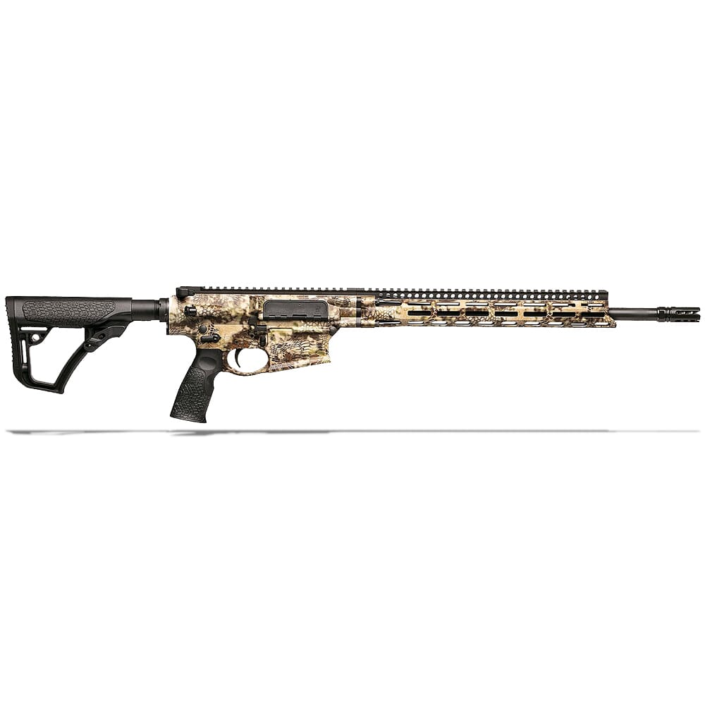 "Daniel Defense DD5 V4 Hunter 6.5 Creedmoor 18"" Kryptek Rifle (No Mag) 02-158-09282-067"