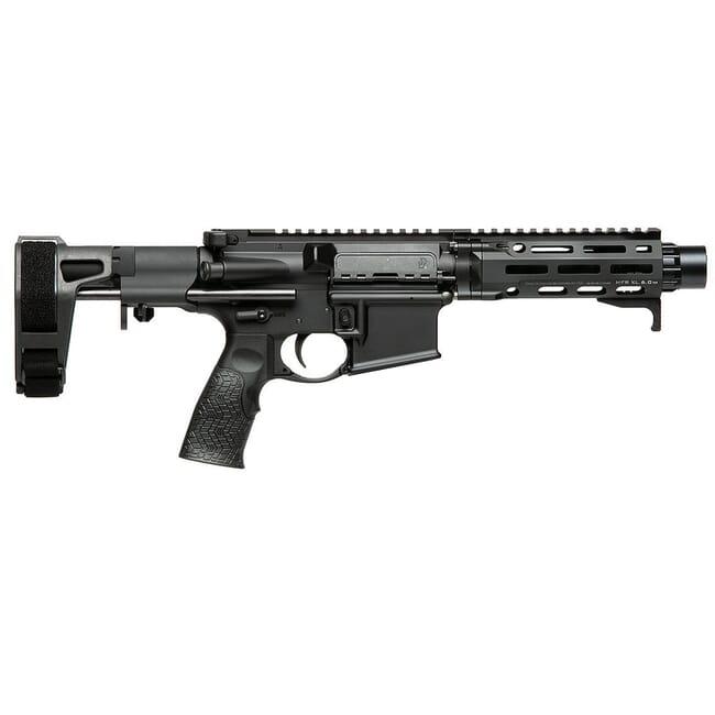 """Daniel Defense DDM4 PDW .300 Blk 7"""" 1:7 Black Pistol (No Mag) 02-088-22070-067"""