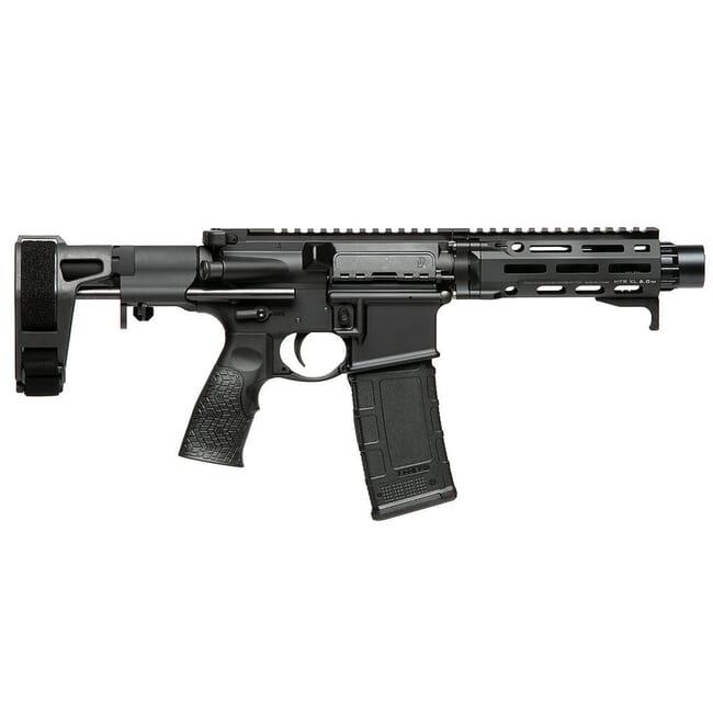 "Daniel Defense DDM4 PDW .300 Blk 7"" 1:7 Black Pistol 02-088-22070-047"