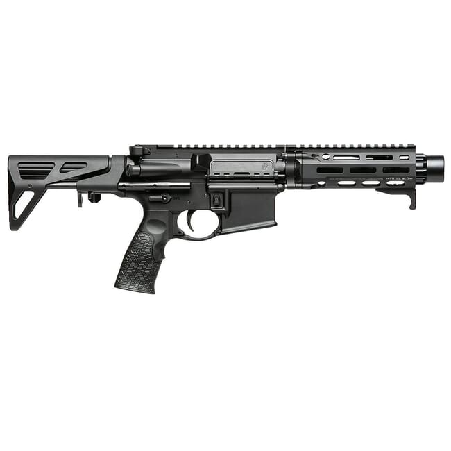"Daniel Defense DDM4 PDW .300 Blk 7"" 1:7 Black SBR Rifle (No Mag) 02-088-22220-067"