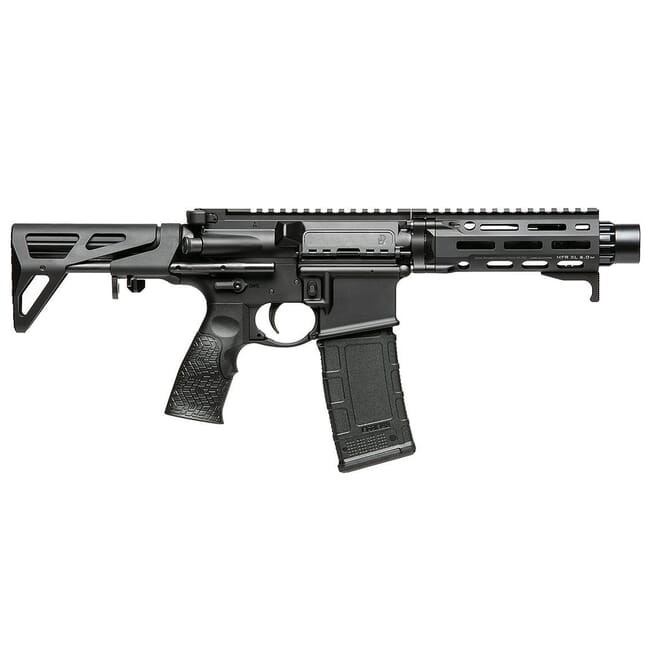 "Daniel Defense DDM4 PDW .300 Blk 7"" 1:7 Black SBR Rifle 02-088-22220-047"
