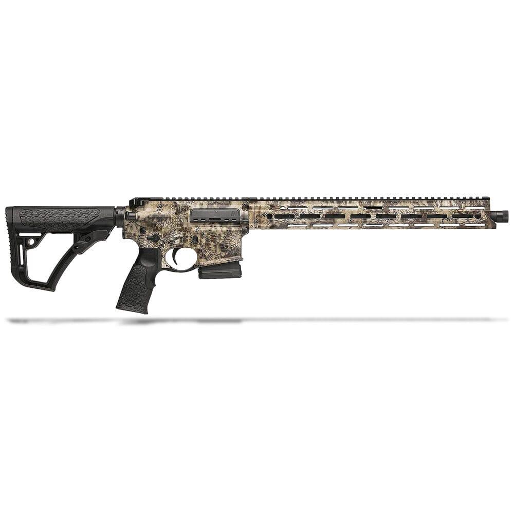 """Daniel Defense DDM4 Hunter .300 BLK 16"""" Bbl 1:8"""" 5rd Mag Carbine Kryptek Highlander Rifle 02-128-30075-047"""