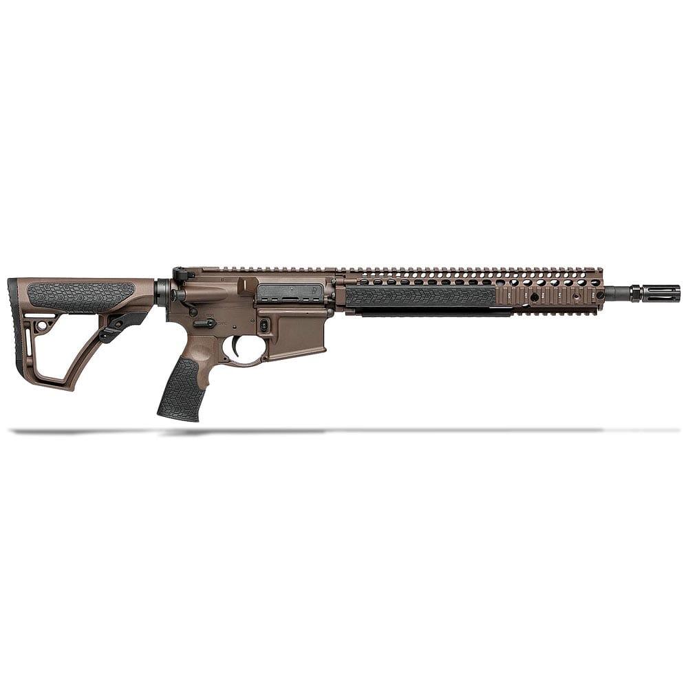 "Daniel Defense M4A1 5.56mm NATO 14.5"" 1:7"" Bbl Mil Spec+ Rifle w/NO MAG 02-088-15126-067"