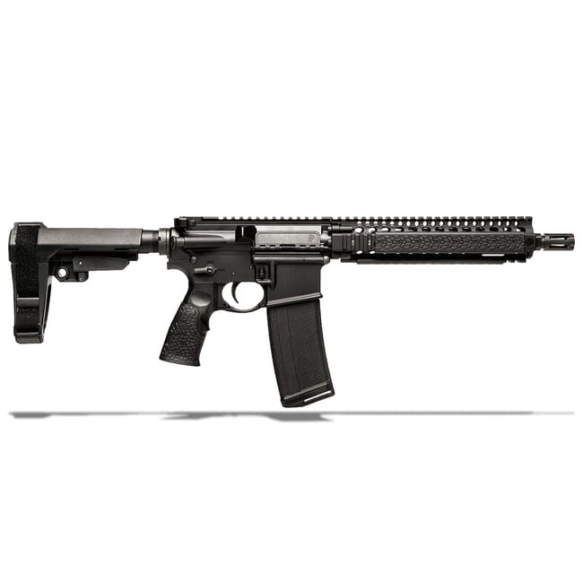 "Daniel Defense MK18 Pistol 5.56mm NATO 10.3"" 1:7 Bbl 02-088-01202"