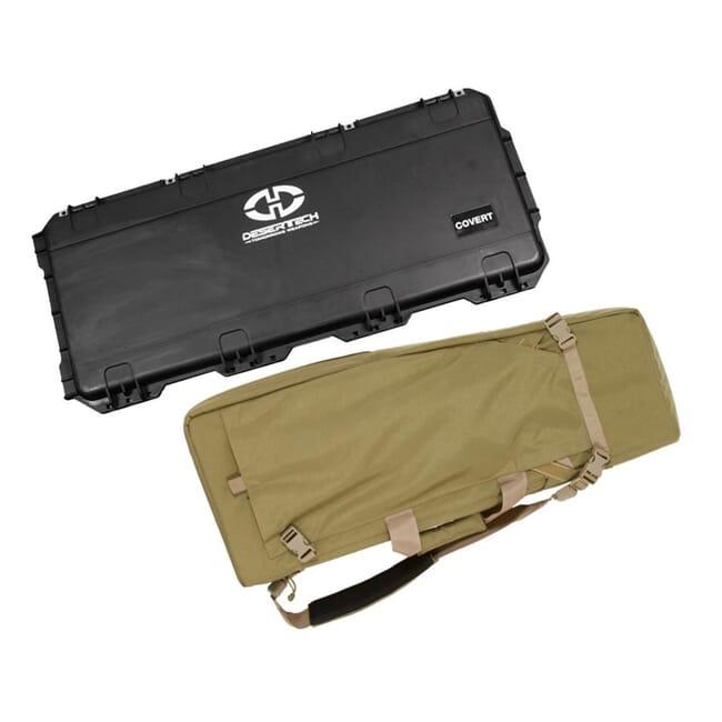 Desert Tech SRS COVERT Hard/Soft Case Combo MPN CAS-COVERT-COMBO-A