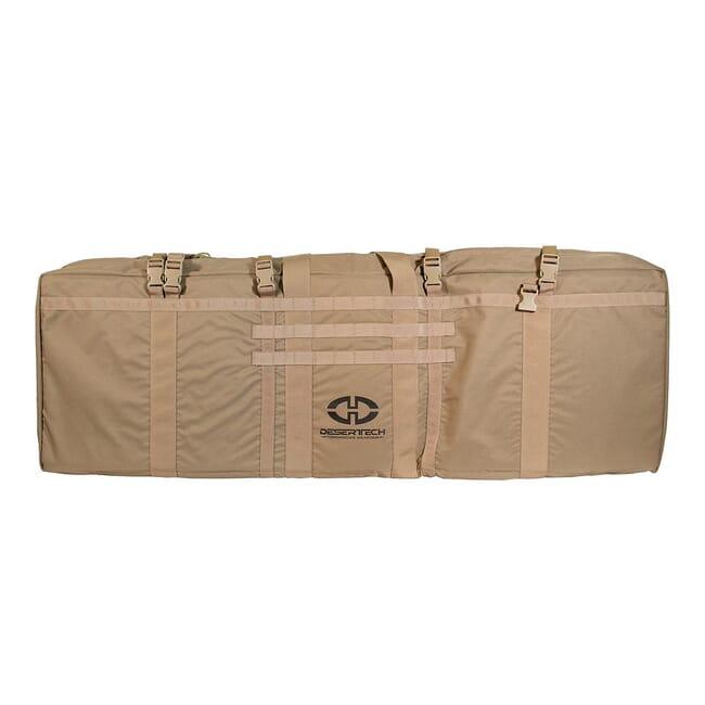 Desert Tech HTI Soft Case FDE w/Backpack Straps MPN DT-HTI-CS-001-BP-FDE