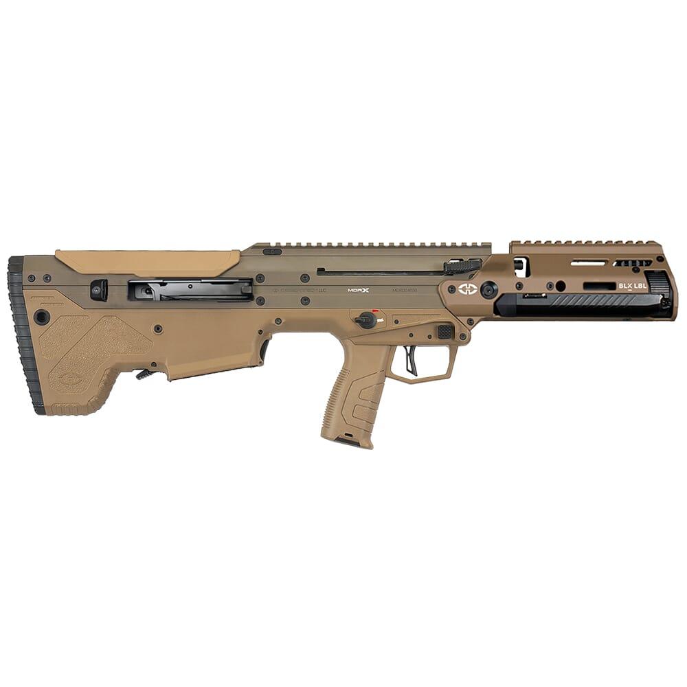 Desert Tech MDRx FE FDE Rifle Chassis w/Mantis Handguard MDR-CHM-FE-F