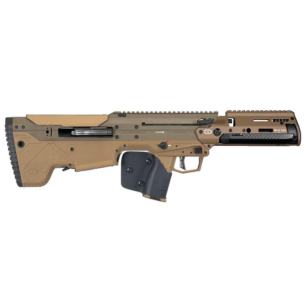 Desert Tech MDRx SE FDE CA Compliant Rifle Chassis w/Mantis Handguard MDR-CHM-SEC-F