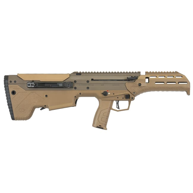 Desert Tech MDRx Semi FDE FE Rifle Chassis DT-MDRX-SFF-FE