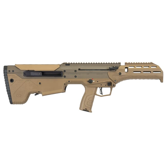 Desert Tech MDRx Semi FDE SE Rifle Chassis DT-MDRX-SFF-SE