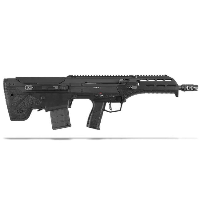 "Desert Tech MDRx Semi BLK 7.62 NATO/.308 Win 16"" 20RD FE Rifle DT-MDRX-SBB-AAB-FE"