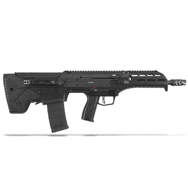 "Desert Tech MDRx Semi BLK 5.56 NATO/.223 Rem 16"" 30RD FE Rifle DT-MDRX-SBB-BAC-FE"