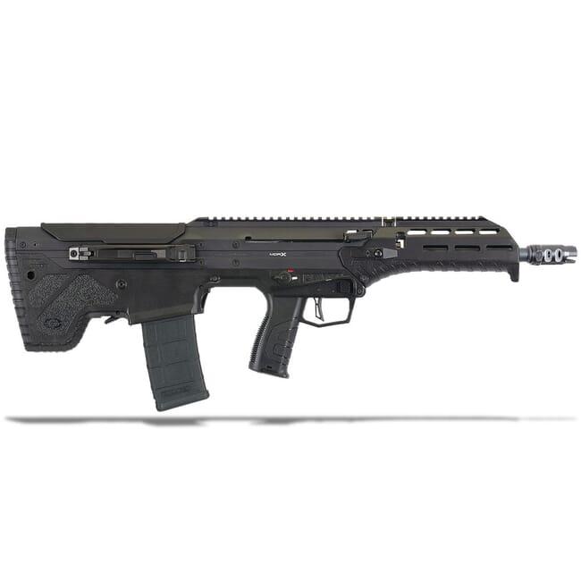 "Desert Tech MDRx Semi BLK 300B 16"" 30RD FE Rifle DT-MDRX-SBB-DAC-FE"