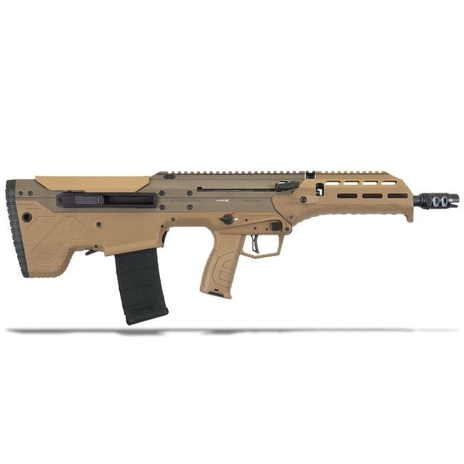 "Desert Tech MDRx Semi FDE 5.56 NATO/.223 Rem 16"" 30RD SE Rifle DT-MDRX-SFF-BAC-SE"