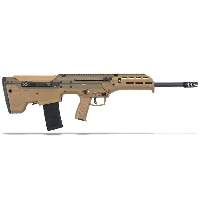 "Desert Tech MDRx Semi FDE 5.56 NATO/.223 Rem 20"" 30RD FE Rifle DT-MDRX-SFF-BBC-FE"