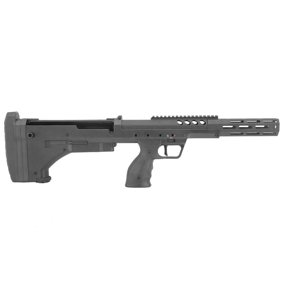 Desert Tech SRSA2 Covert RH BLK/BLK Rifle Chassis w/ Monopod DT-SRSA2-CBBM00R