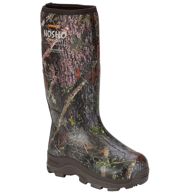 Dryshod NoSho Ultra Hunt Hi Camo Outdoor Sport Boots MBMMHCMM