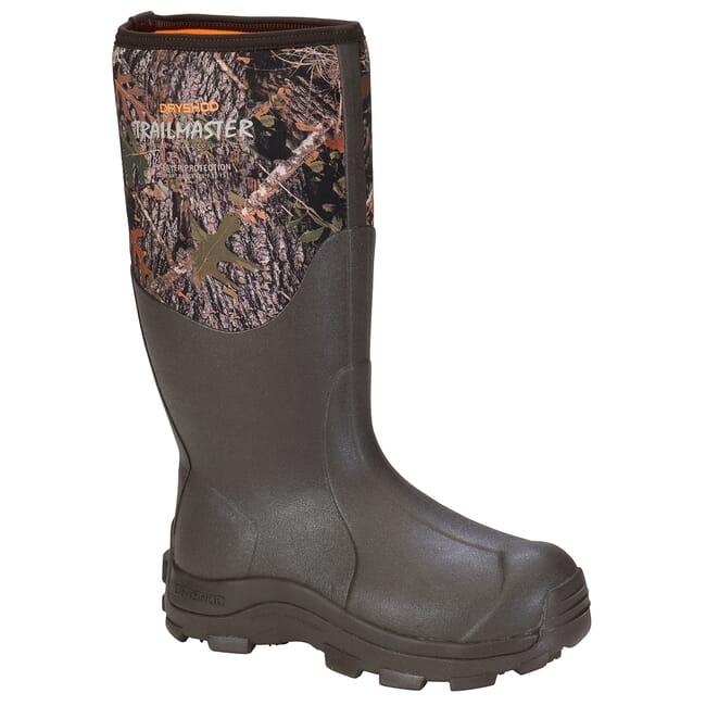 Dryshod Trailmaster Hi Camo/Timber Outdoor Sport Boots MBTMHCMM