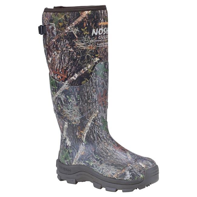 Dryshod NoSho Gusset Hi Camo Outdoor Sport Boots NSGMHCMM