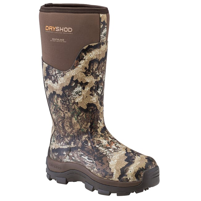 Dryshod Southland Hi Veil Whitetail Camo Outdoor Sport Boots STHMHCMM