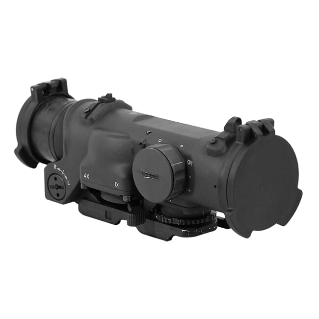 Elcan Specter DR 1-4, black with 5.56 reticle (DFOV14-C1) Scope in good condition