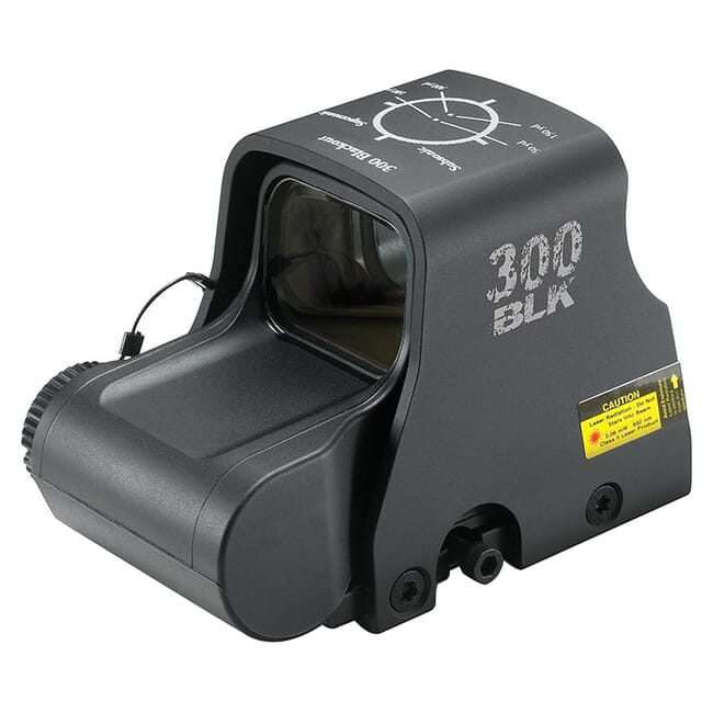 EOTech 300 Blackout w/ 2-dot reticle XPS2-300