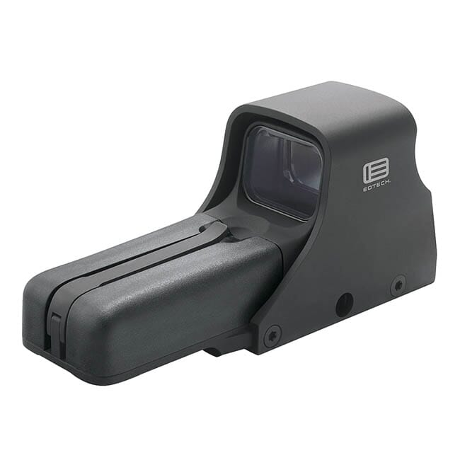 AA battery; reticle pattern with 65 MOA ring and 1 MOA dot PN 512.A65 512.A65