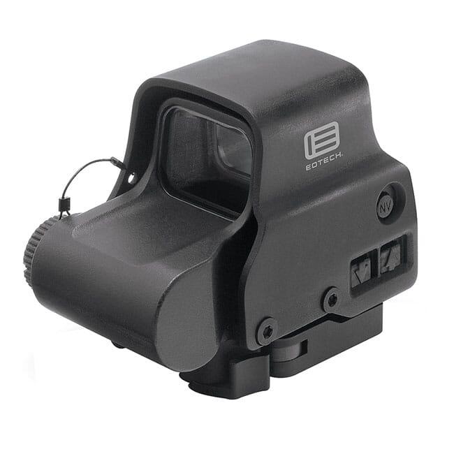 EOTech Holographic Sight, 65 MOA ring, 1 MOA dot, QD lever EXPS3-0