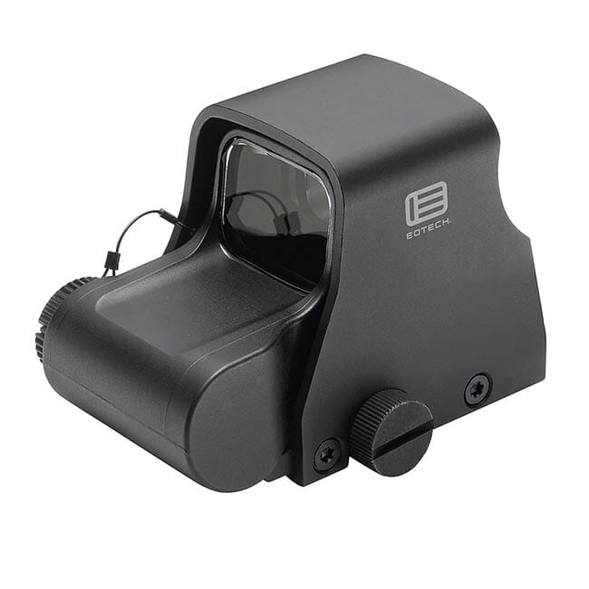 Single CR123 battery;reticle pattern with 65 MOA ring and (2) 1 MOA dots PN XPS2-2 XPS2-2