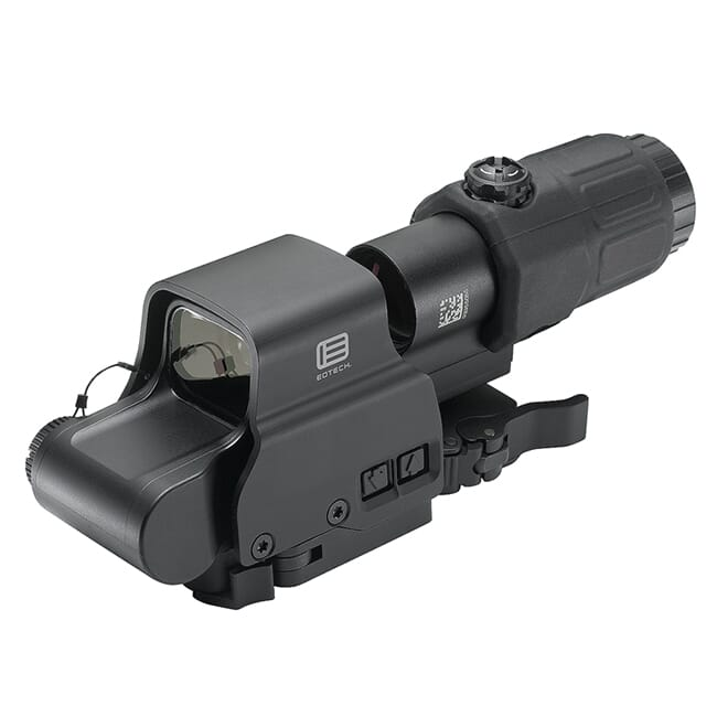 EOTech HHS Complete System Including EXPS2-0GRN HWS, G33 magnifier HHS-GRN