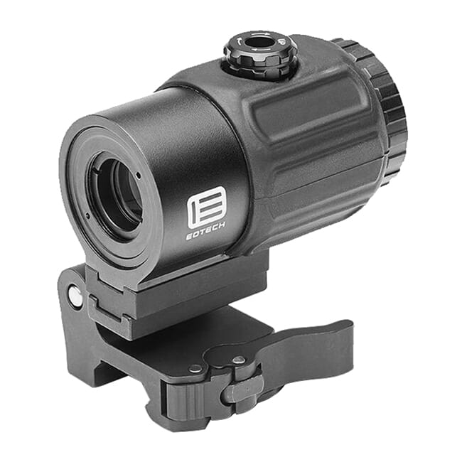 EOTech Micro 3 Power Magnifier w/ Quick Detach, Switch to Side (STS) Mount BLK G43.STS