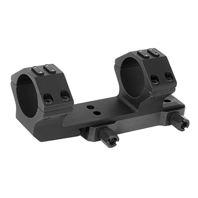 "ERA-TAC Cantilever 30mm 0 MOA 49mm/1.93"" High Scope Mount T2023-0034"