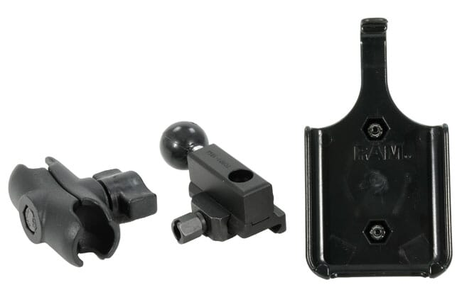 ERA-TAC iPhone 4-4S Nut Mount T2370-0000