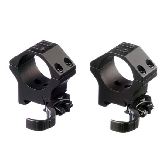 ERA-TAC 34mm Lever Two-Piece Ring Mount - 27mm/1.06""