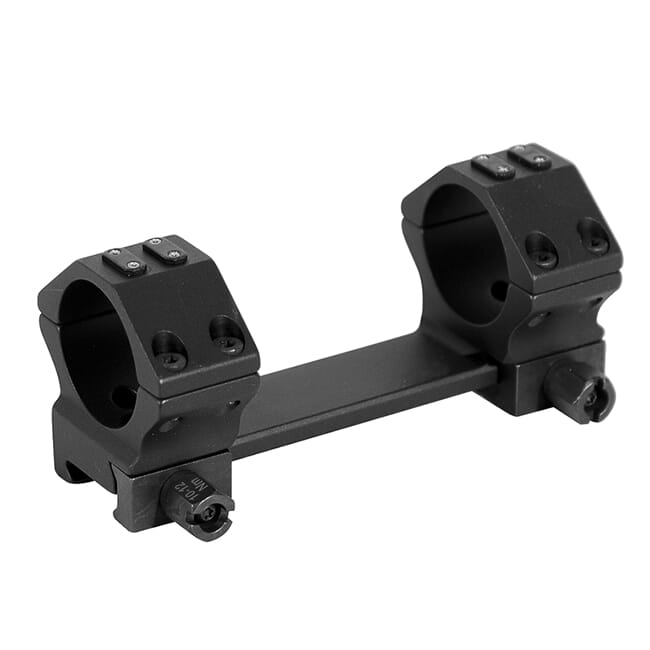 "ERA-TAC One-Piece Mount 34mm 0MOA 1.181""/30mm Height Nuts T2014-0013"