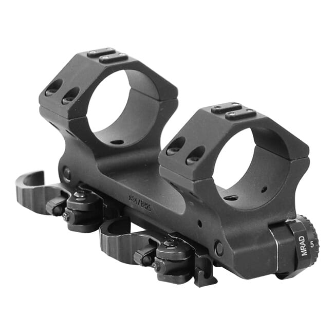 ERA-TAC Adjustable Inclination Mount 34mm/Height 25mm/Levers 0-20 MRAD T1074-0025