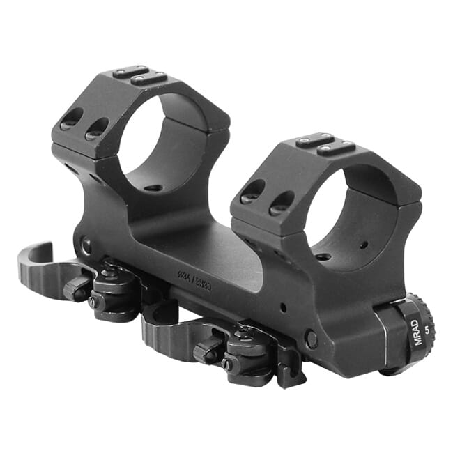 ERA-TAC Adjustable Inclination Mount 34mm/Height 30mm/Levers 0-20 MRAD T1074-0030