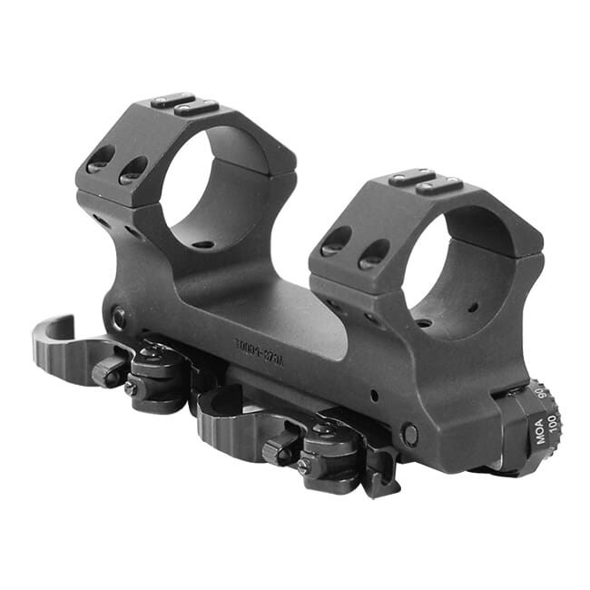 ERA-TAC ELR Adjustable Mount 34mm/Height 30mm/Levers, 80MOA-150MOA T1800-0087