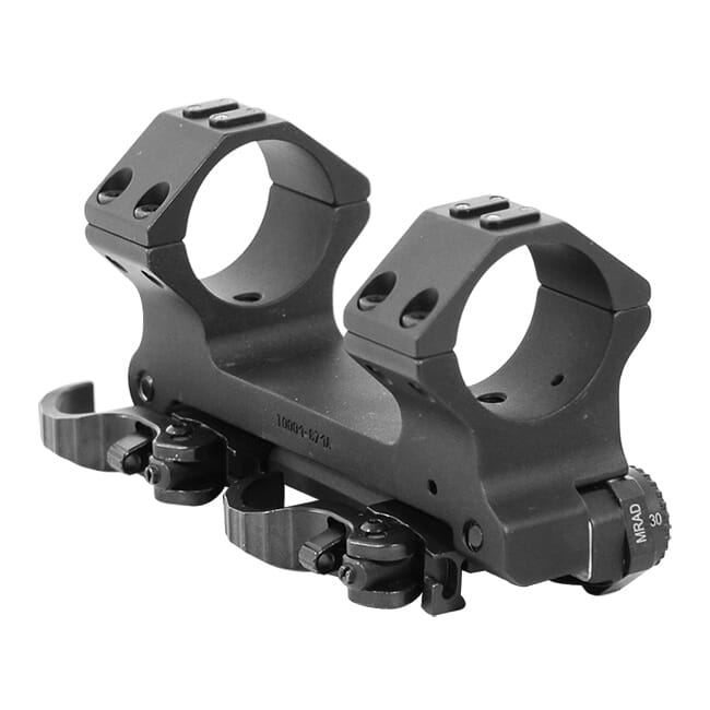 ERA-TAC ELR Adjustable Mount 36mm/Height 30mm/Levers, 25MRAD-45MRAD T1800-0090