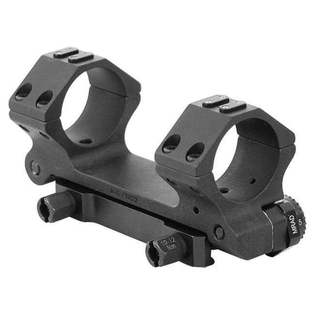ERA-TAC Adjustable Inclination Mount 36mm/Height 22mm/Nuts 0-20 MRAD T2076-0022