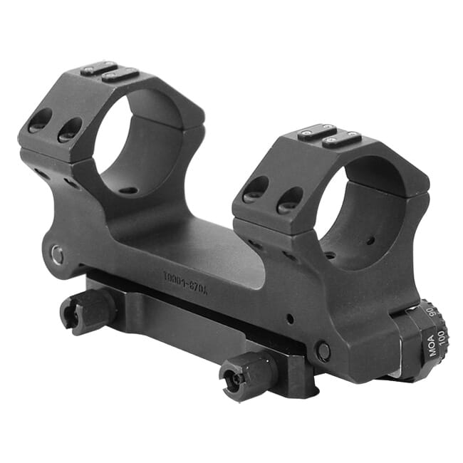 ERA-TAC ELR Adjustable Mount 34mm/Height 30mm/Nuts, 80MOA-150MOA T2800-0087