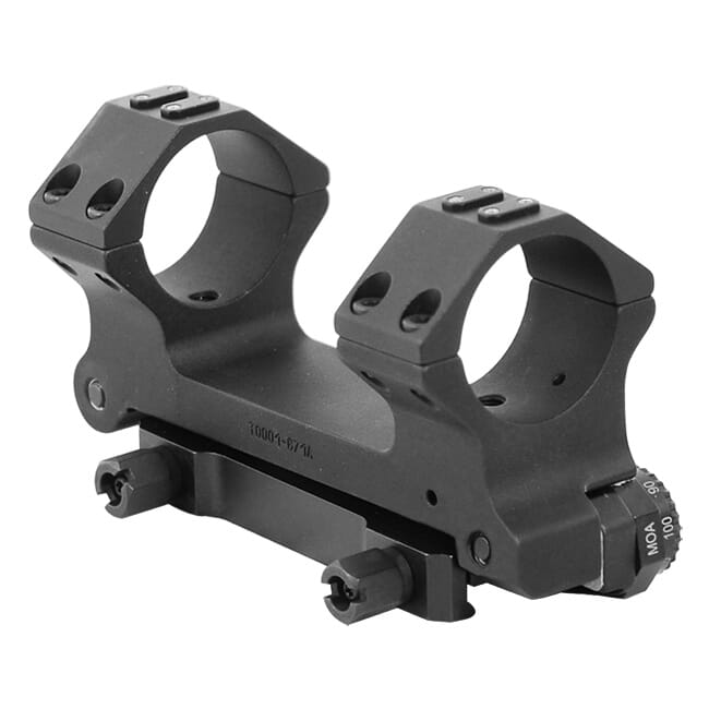 ERA-TAC ELR Adjustable Mount 36mm/Height 30mm/Nuts, 80MOA-150MOA T2800-0088