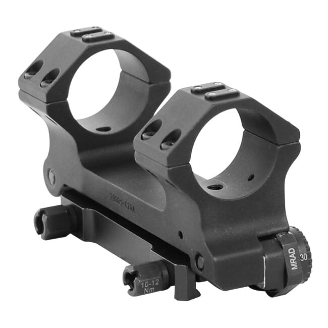 ERA-TAC ELR Adjustable Mount 34mm/Height 30mm/Nuts, 25MRAD-45MRAD T2800-0089